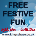 Kings Chase Shopping Centre Festive Fun Sidebar