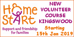 Home Start Volunteer Preparation Course